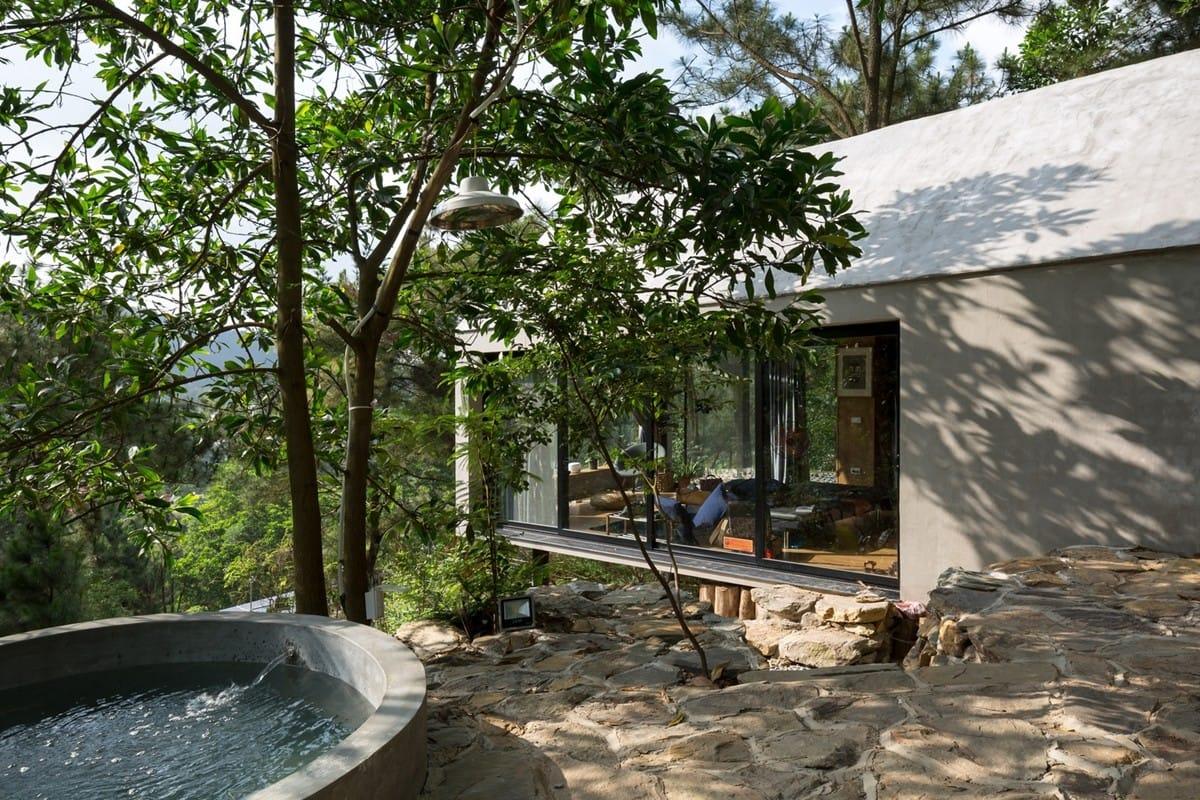 Nhà trong rừng 02 | D12 Design