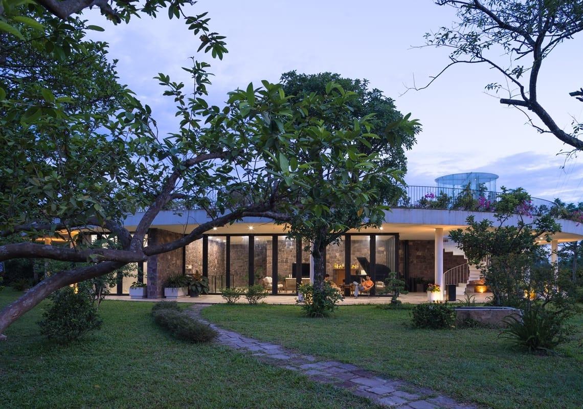 V4 House – Mang cũ vào mới | TNT Architects
